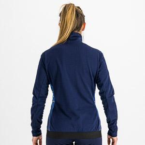 Sportful SQUADRA dámska bunda modrá