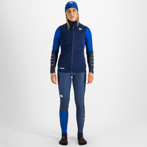 Sportful SQUADRA dámska vesta modrá