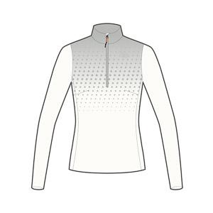 Sportful RYTHMO dámsky dres žiarivo biely