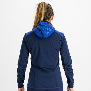 Sportful RYTHMO dámska bunda modrá