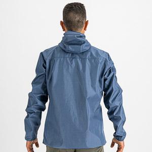 Sportful XPLORE HARDSHELL bunda modrá
