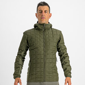 Sportful XPLORE THERMAL bunda tmavozelená