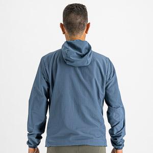 Sportful XPLORE LIGHT bunda morská modrá