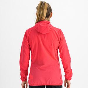 Sportful XPLORE LIGHT dámska bunda malinová