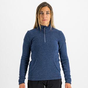Sportful XPLORE dámska flisová bunda modrá matná