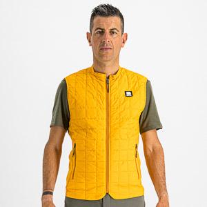 Sportful XPLORE THERMAL vesta tmavozlatá