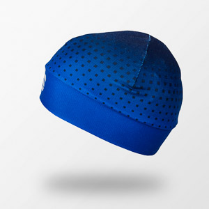 Sportful RYTHMO dámska čiapka talianska modrá