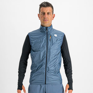 Sportful CARDIO vesta modrá matná