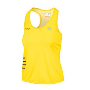 Sportful DORO CARDIO top žltý