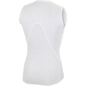 Sportful BodyfitPro Base tričko bez rukávov biele