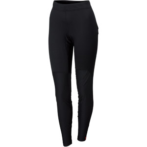 Sportful TD Mid Elastické nohavice dámske čierne