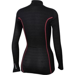 Sportful Bodyfit Pro termo tričko DR dámske čierne
