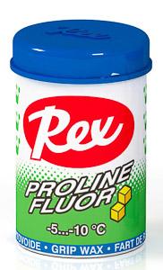 Rex stúpací vosk Pro Grip 45g fluórový Zelený -8...-15 C