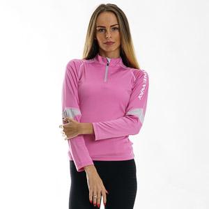 OneWay MARGON Dámske Tričko s dlhým rukávom ružové