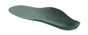 Formthotics SNOWBOARD vložky do topánok na snowboard zelené
