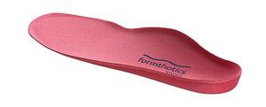 Formthotics SKI dvojvrstvové vložky do lyžiarok červené