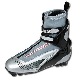 Hartjes Topánky na bežky Pilot Carbon Skate, strieborné/čierne