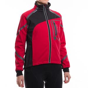 OneWay VALBOR bunda červená/čierna