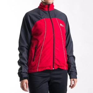 OneWay TATONIC pánska bunda+nohavice čierna-červená