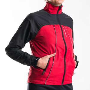 OneWay TATONIC bunda červená/čierna