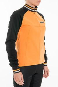 Sportful Bormio Dres DR dámsky oranžový/čierny