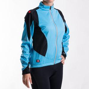 Sportful WindStopper Betty Bunda dámska modrá/čierna