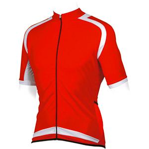 Sportful Flash Cyklo Dres pánsky červený