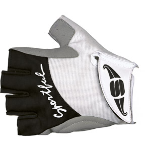 Sportful rukavice dámske biele/sivé