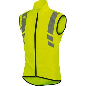 Sportful Reflex 2 Vesta krikľavá žltá