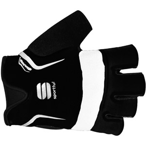 Sportful Anakonda Rukavice čierne letné