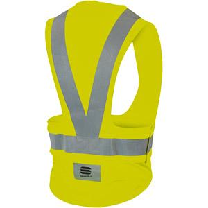Sportful Reflex Vesta EN 471 krikľavá žltá