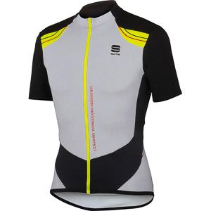 Sportful Sprint cyklodres strieborný/čierny