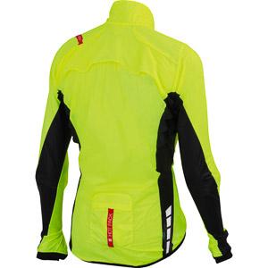 Sportful Hot Pack 5 bunda fluo žltá/čierna