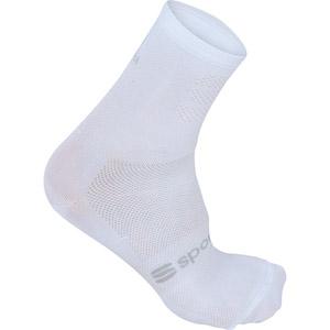 Sportful R&D 9 cm Ponožky biele