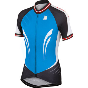 Sportful Squadra Corse Dres modrý/čierny/biely