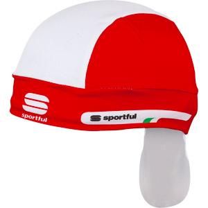 Sportful Pirata XX šatka červená/biela