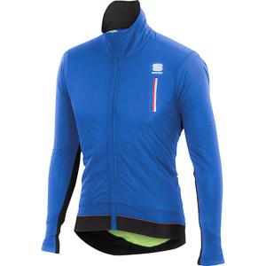 Sportful Sportful R&D bunda modrá/čierna
