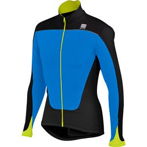 Sportful Force Thermal cyklo dres modrý/čierny
