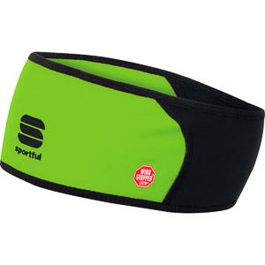 Sportful Windstopper Čelenka fluo zelená