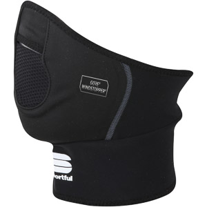 Sportful Windstopper Face Mask čierna