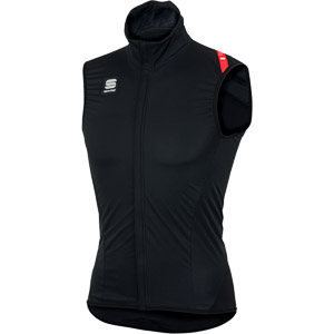 Sportful Fiandre Light NoRain vesta čierna