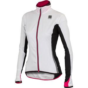 Sportful Shell dámska bunda bieločierna