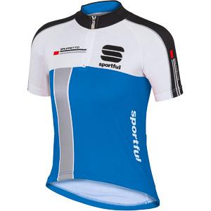 Sportful Kid Gruppetto dres modrý