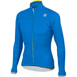 Sportful Bodyfit Pro WS cyklo bunda modrá