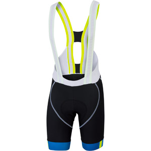 Sportful BodyFit Pro LTD kraťasy s trakmi čierne modré