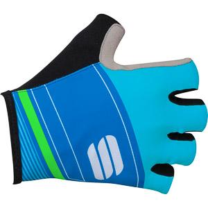 Sportful Gruppetto Pro cyklo rukavice modré