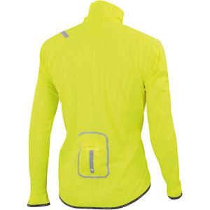 Sportful Hot Pack NoRain Ultralight bunda fluo žltá