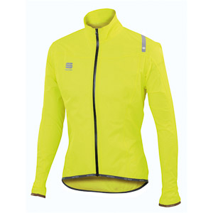 Sportful Hot Pack NoRain Ultralight bunda fluo žltá