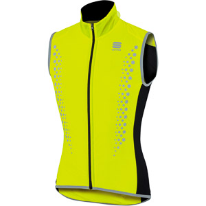 Sportful Hot Pack Hi-Viz vesta fluo žltá