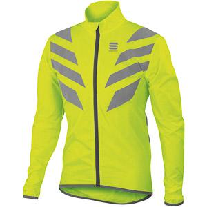 Sportful Reflex bunda fluo žltá
